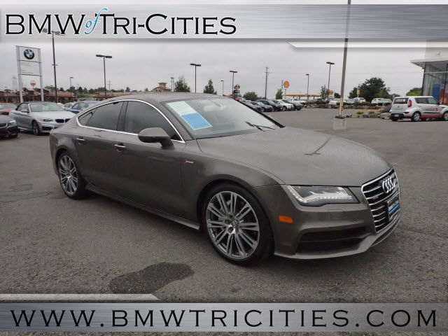 pre owned 2013 audi a7 3 0t prestige hatchback in richland ba0256 bmw of tri cities. Black Bedroom Furniture Sets. Home Design Ideas